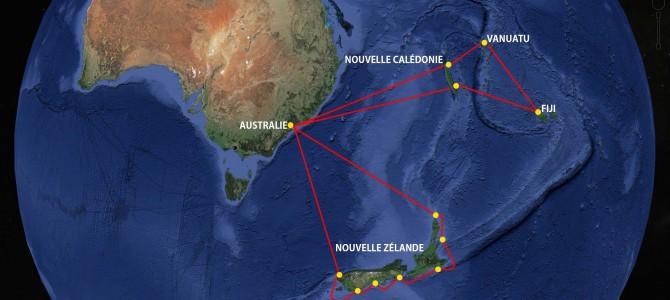 Sud Pacifique 2014