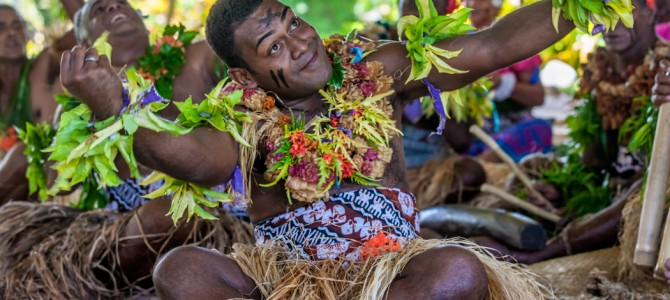 BULA ! (Hello!) Latauka, Fiji