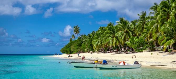 WASAWASA ! (La mer / Sea)  Dravuni Island, Fiji